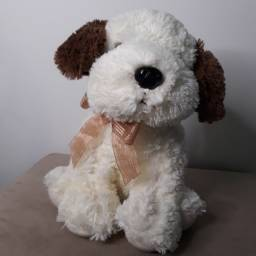 Título do anúncio: Cachorro de pelúcia sentado