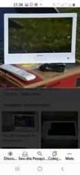 Venda de uma TV portátil