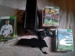 Título do anúncio: Xbox 360 desbloqueado