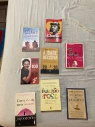Título do anúncio: Lote de livros