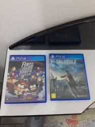 VENDO JOGOS DE PS4 (TODOS JUNTOS OU SEPARADO)
