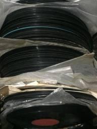 Discos de vinil Lp usados riscados para decoração