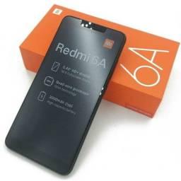 Xiaomi Redmi 6A 16GB/2RAM Loja Fisica + 1 Ano de Garantia + Brinde