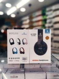 Fone Wireless Headphones Lehmox - Com Microfone