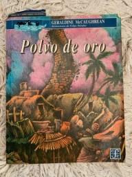 Livro Polvo de Oro em Espanhol