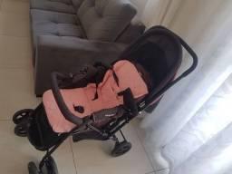Carrinho de bebê Voyage/ reversível/ 3 posições