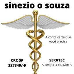Título do anúncio: Serviços Contábeis