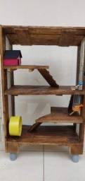 Casinha para Hamsters