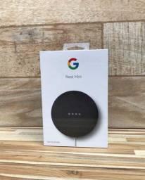 Título do anúncio: Vendo Google Nest Mini (lacrada)