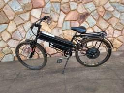 Bicicleta Elétrica, modelo MTB