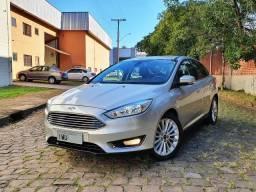 Ford - Focus Titanium Fastback *Impecável - 2016