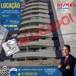 AR Alugo apartamento de alto padrão na AABB 100M²
