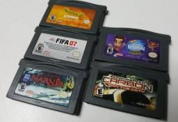 Título do anúncio: Queimando 5 jogos do Nintendo DS 100% ok