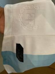 Camisa Oficial da Argentina (Nova)