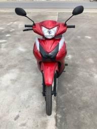 Título do anúncio: Vendo moto 0 km 2021