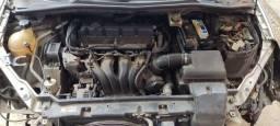 Título do anúncio: Kit radiador C4 2.0 2008 sem painel frontal