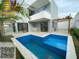 Linda Casa No Condomínio Alphavile ,Piscina ,móveis Projetado