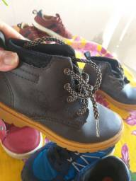Lote sapatos infantil