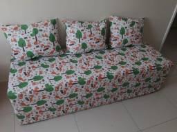 Título do anúncio: Reforma de sofá cadeiras puff
