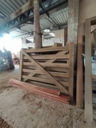 Título do anúncio: Portões e Porteiras de diversos tamanhos, à partir de 130 reais...