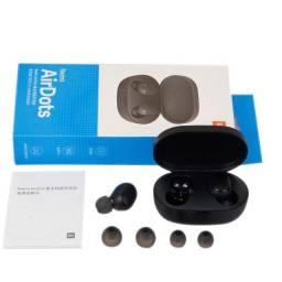 Título do anúncio: Promoção - Fone Bluetooth Redmi Airdots (Caixa lacrada | pronta entrega)