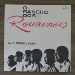 Título do anúncio: LP Disco De Vinil Os Rouxinóis - O Rancho Dos Rouxinóis