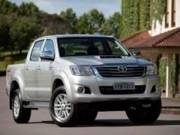 Toyota Hilux Cabine Dupla Hilux 2.7 Flex 4x2 CD SR (Aut) 2013