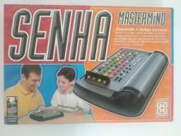 Jogo Senha Mastermind Completo *Raridade