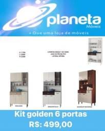 Título do anúncio: KIT GOLDEN 6 PORTAS // CACHORROS CACHORRO