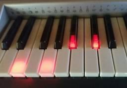 piano troco teclado musical eletronico
