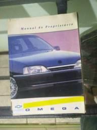 Título do anúncio: MANUAL DO OMEGA CD 3.0