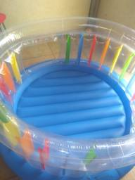 Pula - Pula Infantil inflável