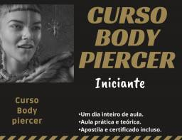 Curso Body Piercer.