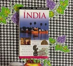 Livro - Índia ( Guia Visual) Folha de S.Paulo