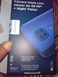 Vendo ou troco Moto G9 Play novo,moro em Ipatinga
