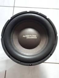 Subwoofer 12 Pol. Audiophonic Sensation 250W Rms S1-12s2