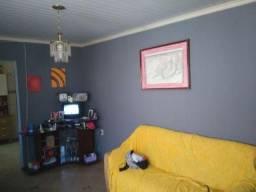 Casa dois dormitórios com garagem-aceita terreno como parte pagamento