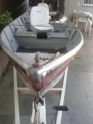 Barco, motor e carreta - 2010