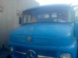 Vendo caminhão Mercedes Benz 1113