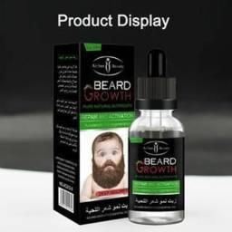 Potencializador para o Crescimento de Barba e Bigode - Beard Growth