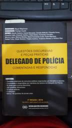 Questões Discursivas e Peças Praticas de Delegado de Polícia