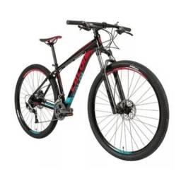 6250a609be5a2 Bicicleta Caloi Explorer Expert aro 29 27V (modelo 2019) NOVA !