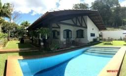 Mansão em Guaramiranga, 7 suítes, amplo terreno com 8.000m², 20 vagas de garagem, Centro