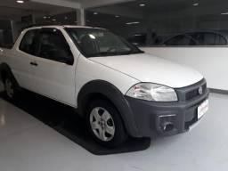 Fiat Strada Working 1.4 Cabine Dupla Ano 2014/2014 Flex - 2014