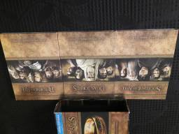 Blu-ray Edição Especial Senhor Dos Anéis Versão estendida comprar usado  Maringá