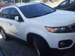 Kia Motors Sorento 2012 completa de tudo com multimidia sem detalhes Procurar Martins - 2012