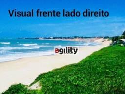 Vendo terreno a beira mar na praia de tabatinga