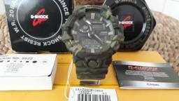 Relógio Casio G Shock Ga700 camuflado. 200 metros. 100% Original. comprar usado  João Pessoa