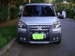 Fiat Doblo Adv 1.8 16v 25.000km Único Dono - 2015