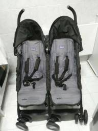Carrinho gêmeos Echo Twin Chicco